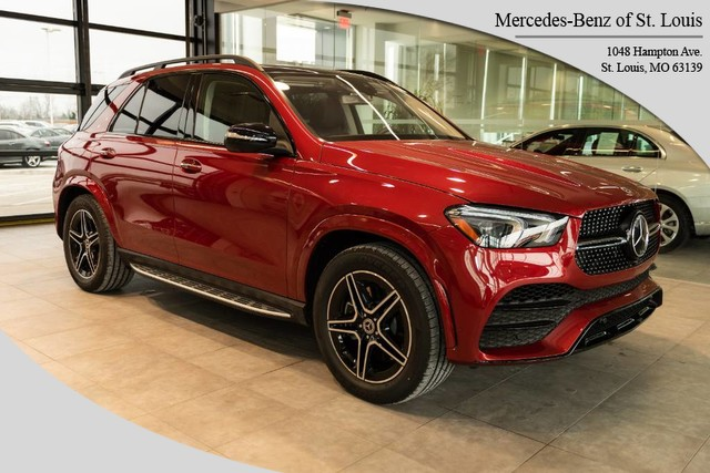 New 2020 Mercedes-Benz GLE GLE 580 SUV in St. Louis # ...