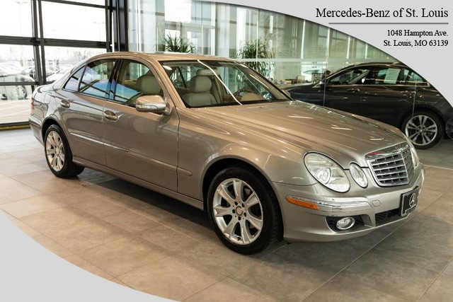 Pre-Owned 2009 Mercedes-Benz E-Class E 350