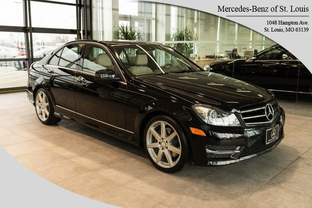 Certified Pre-Owned 2014 Mercedes-Benz C-Class C 350