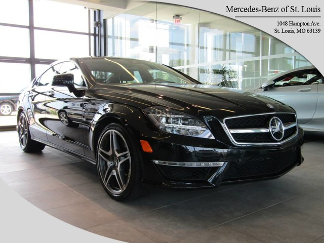Certified Pre Owned 2014 Mercedes Benz CLS CLS 63 AMG® S Model