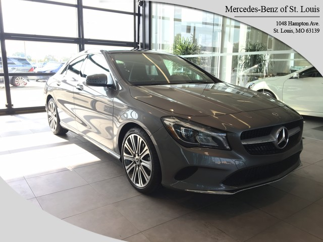 New 2019 Mercedes Benz Cla Cla 250 Coupe In St Louis C29038