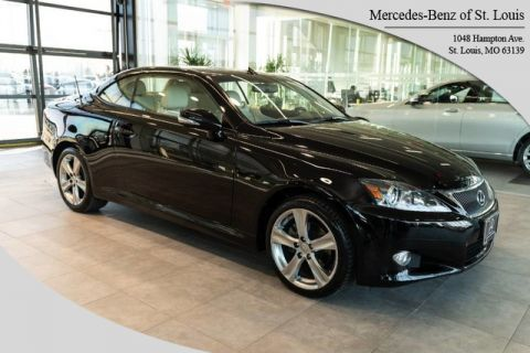 Pre-Owned 2012 Lexus IS 250C