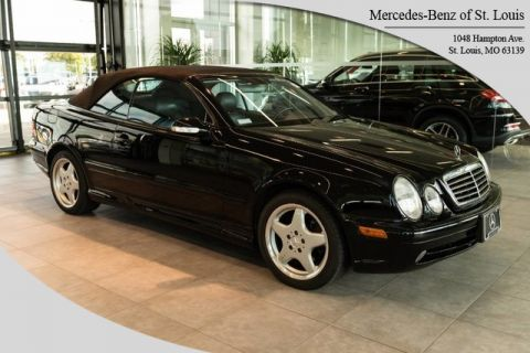 Pre Owned 2000 Mercedes Benz Clk