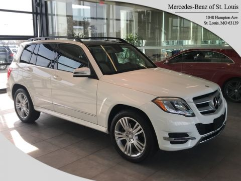 Certified Pre-Owned 2015 Mercedes-Benz GLK GLK 250