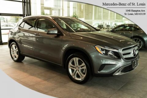 Certified Pre-Owned 2016 Mercedes-Benz GLA GLA 250 SUV in St  Louis