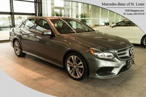 Pre-Owned 2016 Mercedes Benz E350W4 SPORT