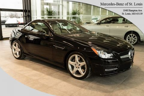 Certified Pre-Owned 2014 Mercedes-Benz SLK SLK 250 Sport
