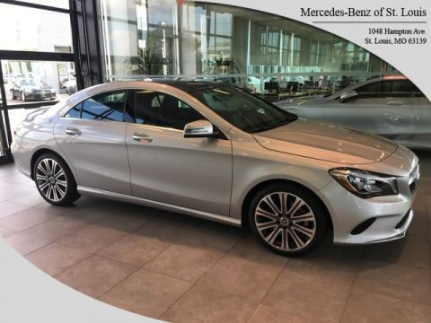 New 2018 Mercedes Benz Cla 250