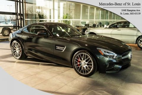 Pre-Owned 2016 Mercedes-Benz GT AMG® GT S